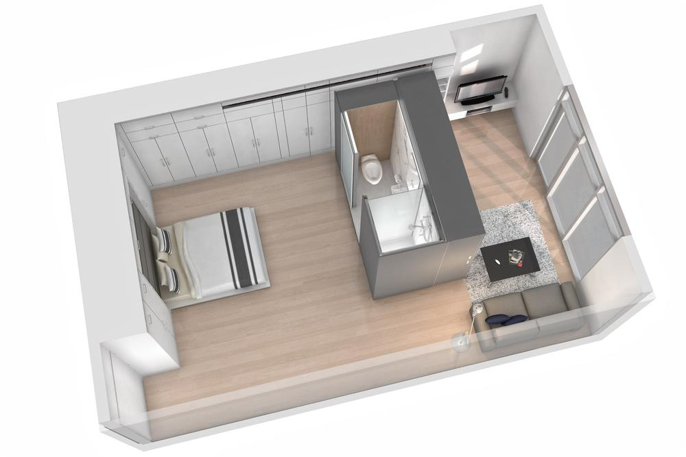 A global layout move home - Casa autosufficiente ecologica ...